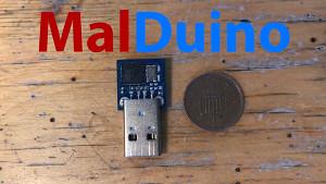 MalDuino - BadUSB (Herstellervideo)