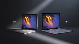 Microsoft zeigt Surface Book 3