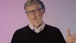 Bill Gates erklärt, wie Impfstoffe funktionieren (englisch)