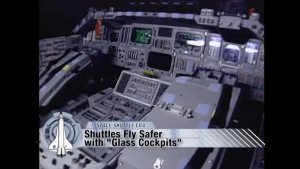 Space Shuttle Glass Cockpit (Nasa)