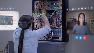Dynamics 365 Remote Assist für HoloLens (Herstellervideo)