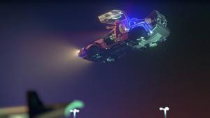Playmobils DeLorean aus Zurück in die Zukunft (Trailer)