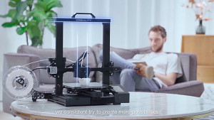 Creality CR-6 SE - Kickstarter-Trailer