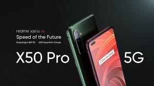 Realme X50 Pro - Trailer