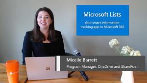 Microsoft erklärt Organisations-App Lists