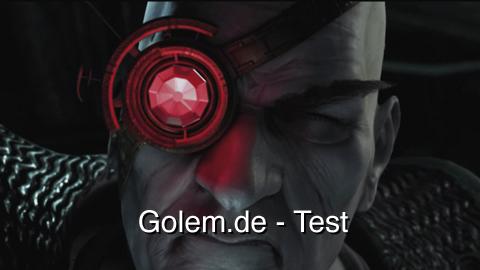 Risen - Test