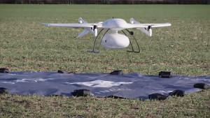 Lieferdrohne von Wingcopter- Herstellervideo