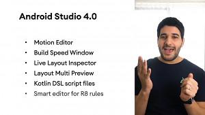 Android Studio 4.0 - Herstellervideo