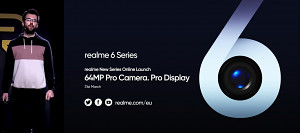 Realme-6-Serie - Launch Event
