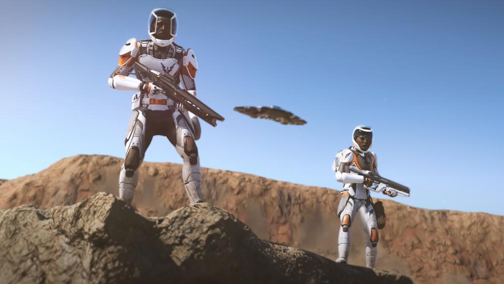 Elite Dangerous - Trailer (Odyssey)