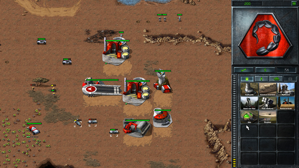 Command and Conquer Remastered - Test