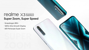 Realme X3 Superzoom - Herstellervideo