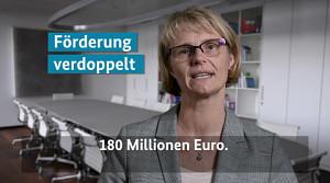 Forschungsministerin Anja Karliczek über Wasserstoff