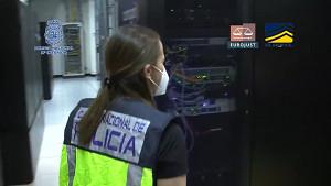 Europol schaltet illegalen Streamingservice ab