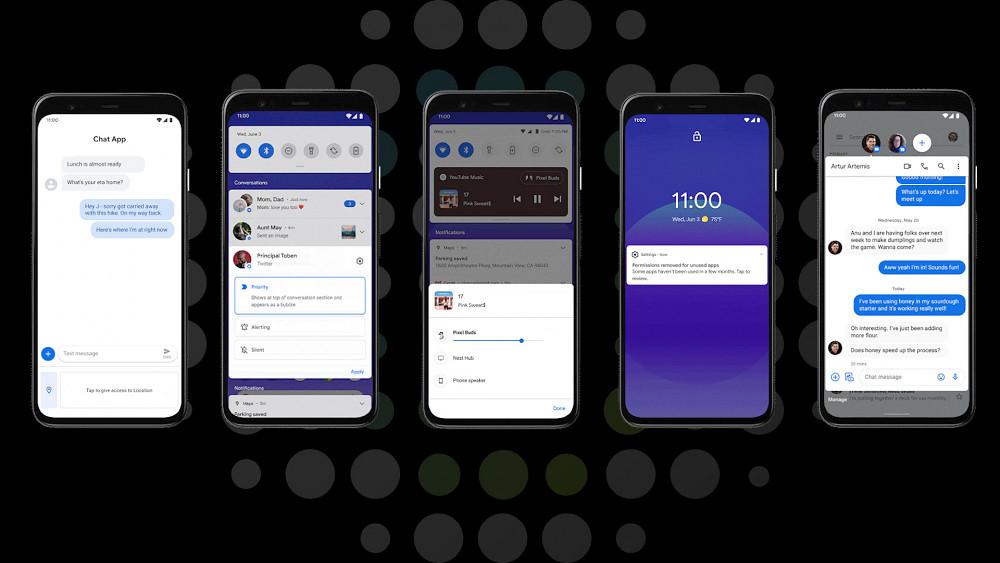 Neue Funktionen in Android 11 im Überblick