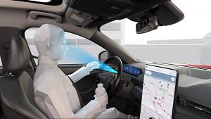 Active Drive Assist im Mach-E - Ford