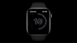 Apple zeigt WatchOS