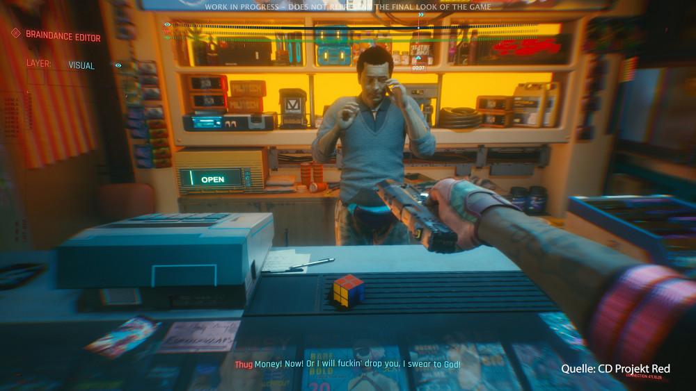 Cyberpunk 2077 angespielt