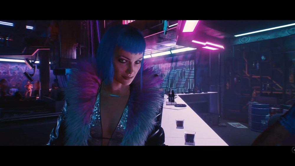 Cyberpunk 2077 - Trailer Juni 2020