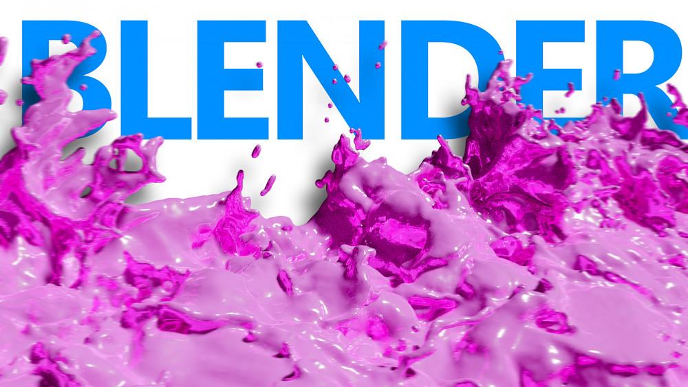 Einfache Fluid-Simulation in Blender - Tutorial