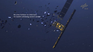 Radar gegen Weltraumschrott (DLR)
