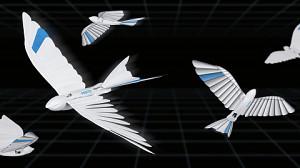Festo zeigt Vogelroboter (Herstellervideo)