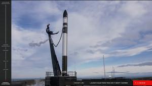 Fehlgeschlagene Mission von Rocket Lab