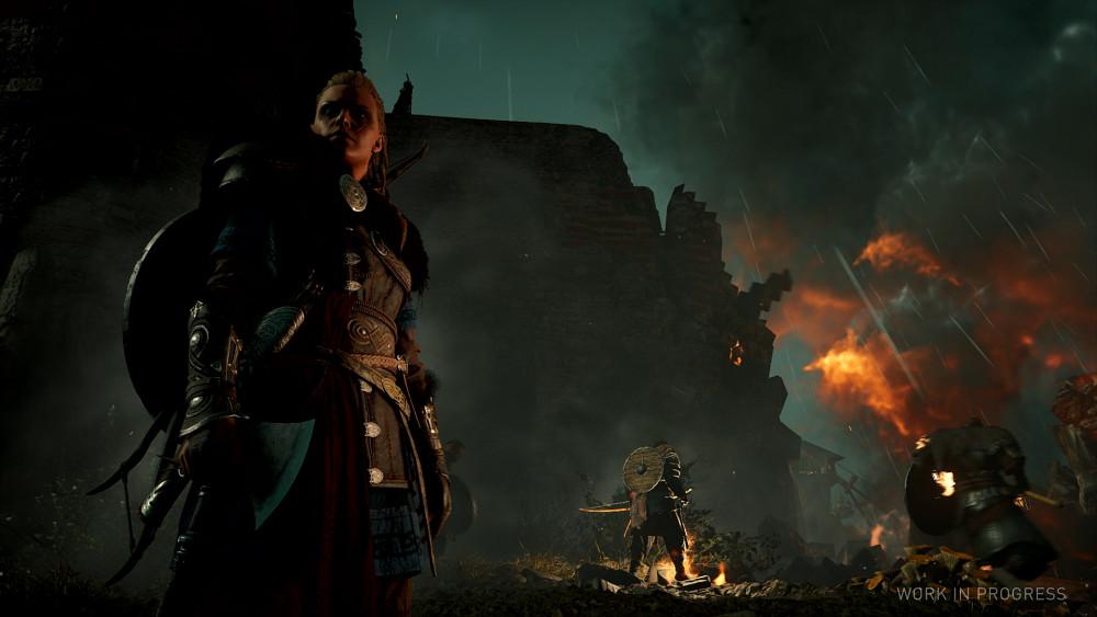 Assassin's Creed Valhalla angespielt