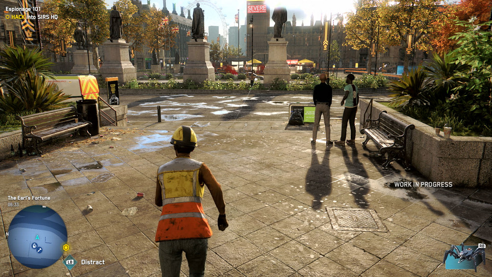 Watch Dogs Legion angespielt