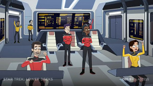 Star Trek: Lower Decks - Trailer
