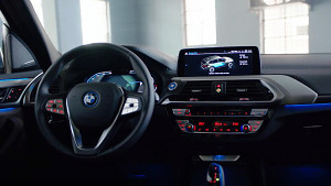 BMW iX3 Innenausstattung