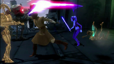 Star Wars The Clone Wars Republic Heroes - Trailer