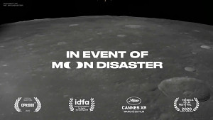 In Event of Moon Disaster (Nixon-Deepfake) - MIT