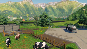 Landwirtschafts-Simulator 19 - Alpine Landwirtschaft