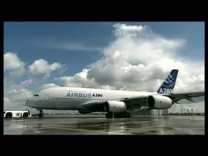 Airbus A380 - Herstellervideo