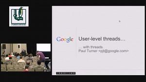 User-Level-Threads von Google