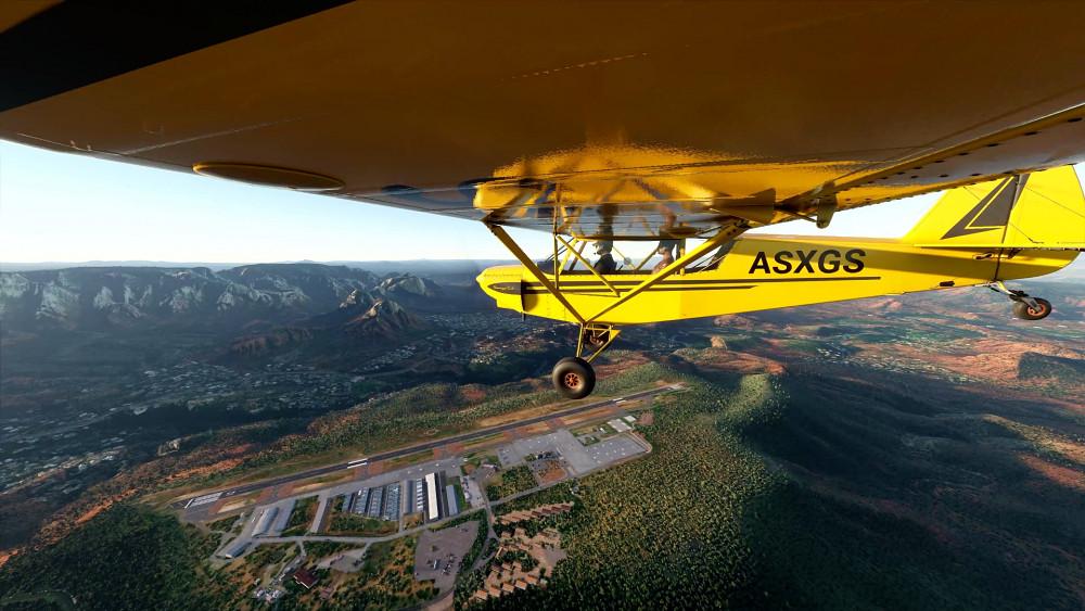 Microsoft Flight Simulator 2020 angespielt