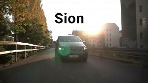 Elektroauto Sion - Sono Motors