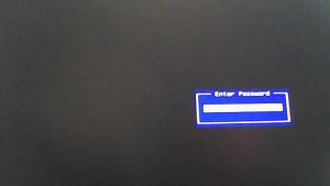 ASUS-BIOS Passwort-Sicherheitslücke