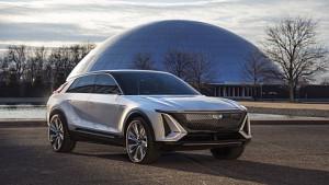 Cadillac Lyriq - Designprozess
