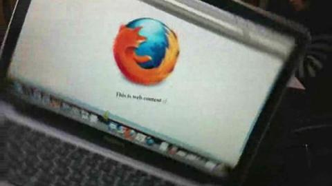 Orientation-API in Firefox 3.6 - Video