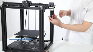 Creality Ender 5 Pro Setup (Herstellervideo)