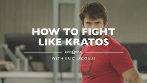 God of War - Trailer (Eric Jacobus als Kratos)