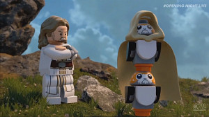 Lego Star Wars - The Skywalker Story (Gamescom 2020)