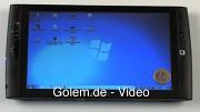 Archos 9 PC Tablet - Video