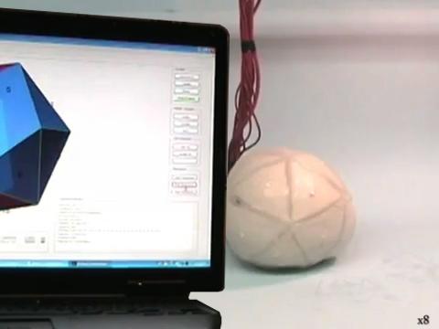 iRobot Soft Morphing Blob - Video