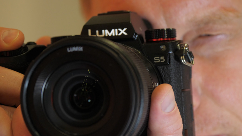 Panasonic LUMIX DC-S5 im Hands on