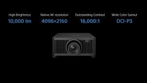 Sony VPL-GTZ380 (Herstellervideo)