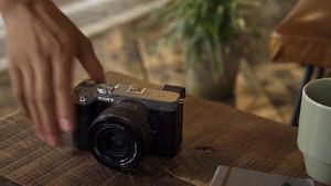 Sony Alpha 7C - Herstellervideo