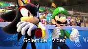 Mario und Sonic bei den Olympischen Winterspielen - Video